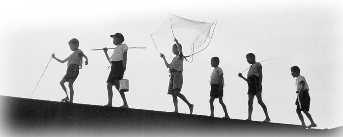 昭和の子ども、名古屋市北区
